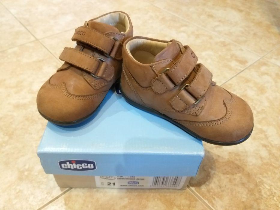 Демисезонные ботинки, ботиночки, ботики chicco (чико, ecco ) размер 21 Донецк - изображение 1