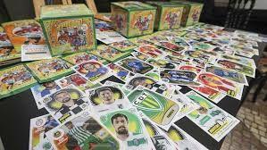 Vendo Cromos Liga nós Futebol 2018/19 , 2019/20 e 2020/21