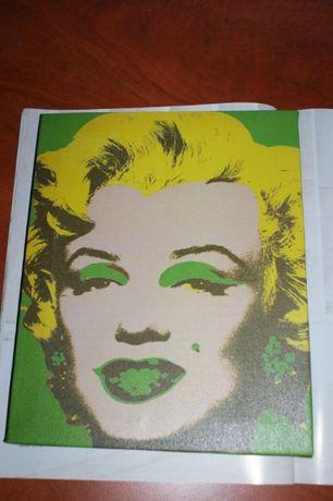 Obrazek, obraz Marilyn Monroe a'la Andy Warhol
