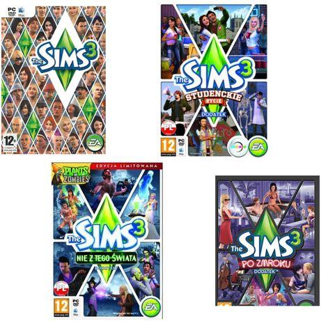 The sims 3 +dodatki