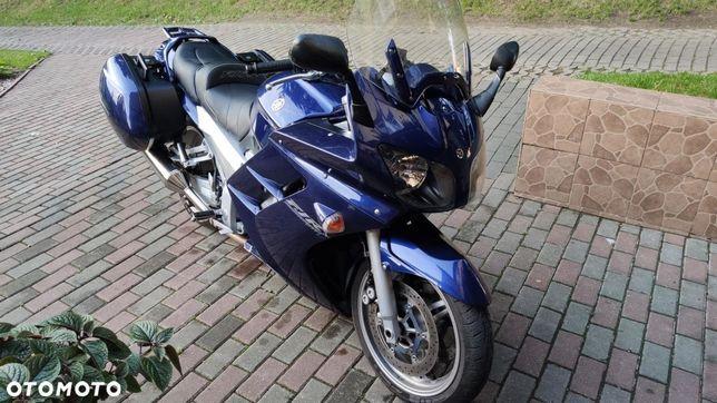 Yamaha FJR Fjr kufry, zarejestrowana, grzane manetki, kanapa
