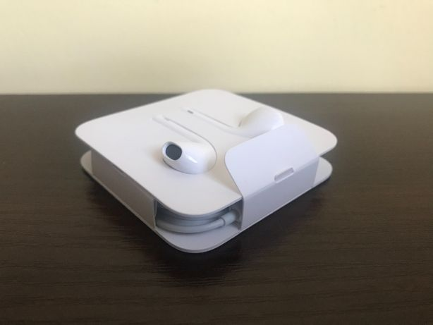 Apple EarPods Lightning słuchawki douszne