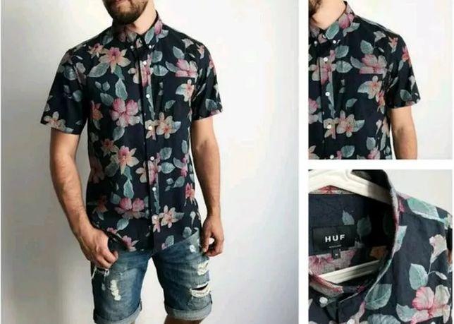 Сорочка в квітковий принт. HUF 100% cotton