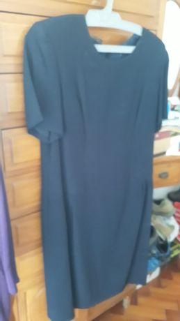 Vestido Azul Escuro XL