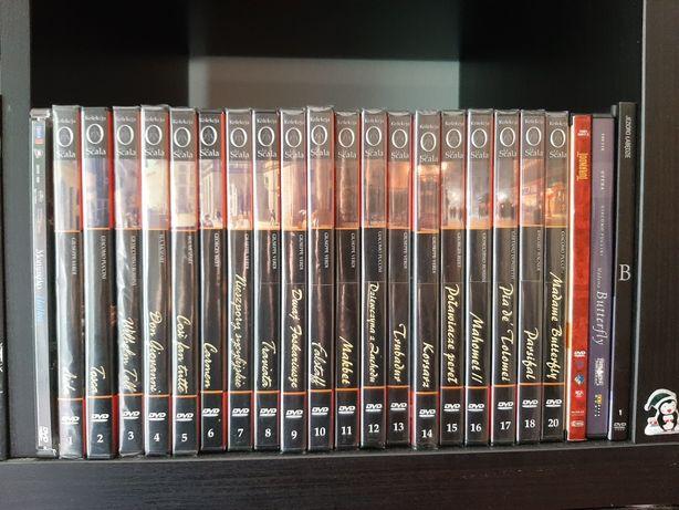 Kolekcja Najlepszych Oper na DVD