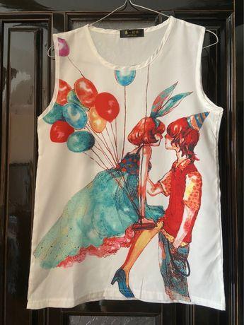 Футболка, блуза, рубашка