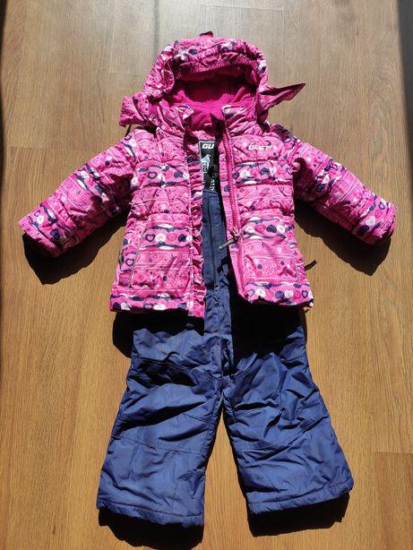 Зимний термо комбинезон Gusti - курточка и полукомбинезон