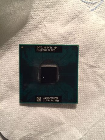 Processador intel P8700 (para portátil)