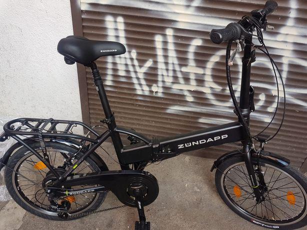 Sprzedam rower elektryczny Zundapp 20cali