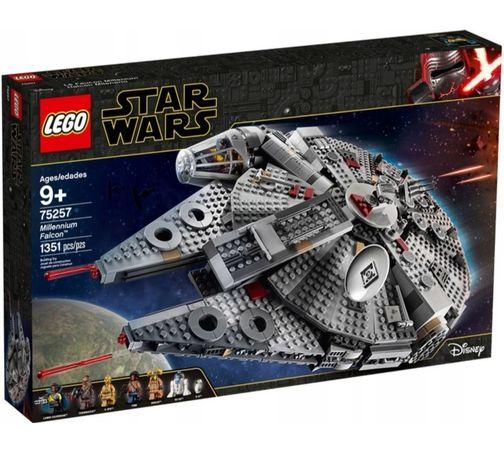 LEGO Star Wars 75257 sokół milenium