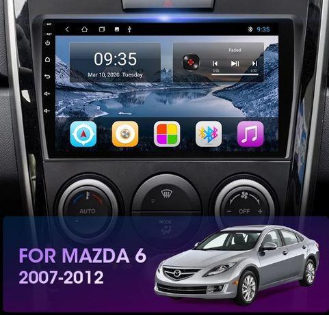 Автомагнитола магнитола Mazda 6 2007-2012 .