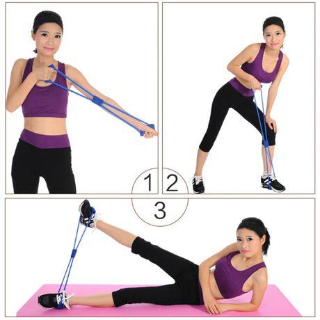 Akcesoria do ćwiczeń na siłowni, fitness, biceps, triceps, plecy, nogi