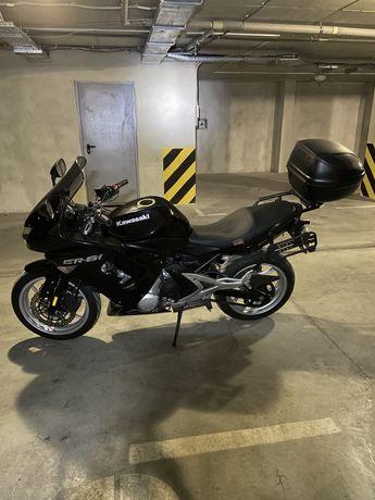 Kawasaki ER-6F 2007 ABS