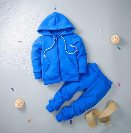 Спортивні костюми на флісі для хлопчика 86,92,98,104,110,116,122,128см