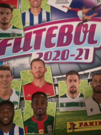 Cromos Futebol 2020-21