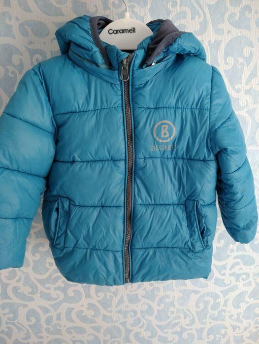 Демисезонная куртка Bogner 2-3 года Запорожье - изображение 1
