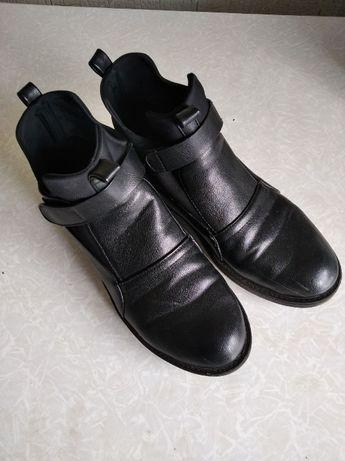 продам кожаные женские ботинки и туфли женские centro