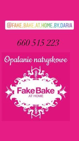 Opalanie natryskowe Fake bake Mobilnie! Warszawa okolice!