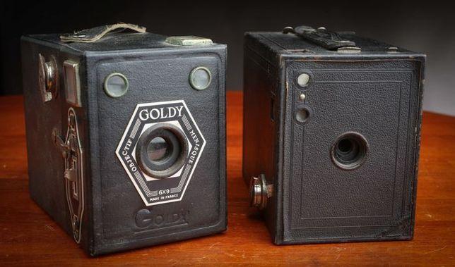 Kodak Brownie N°2 Model F & Goldy 6 x 9