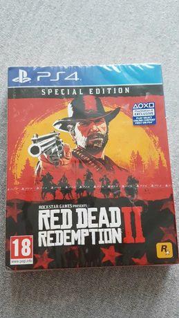 Red Dead Redemption 2 Edycja Specjalna, PS4