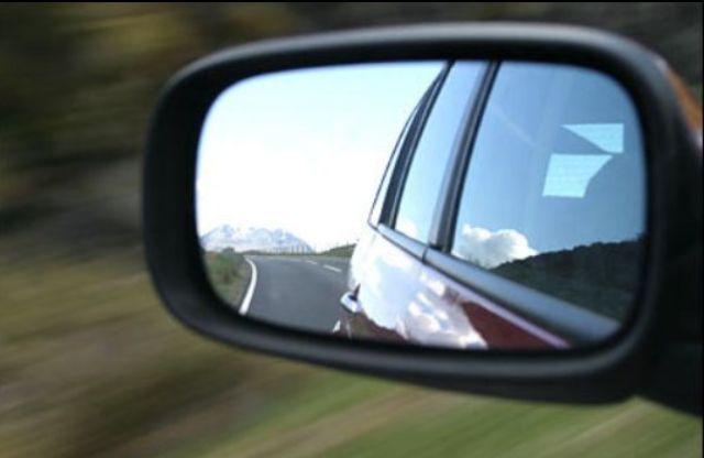 Стекло зеркала с обогревом на американские Passat и Jetta