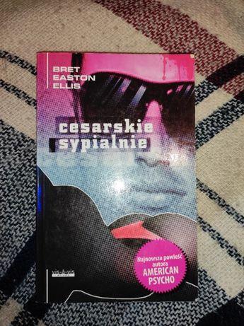 "Książka ""Cesarskie Sypialnie"" - Bret Easton Ellis"