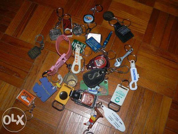 Coleção de Porta-chaves