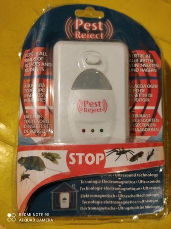 Электромагнитный отпугиватель насекомых грызунов тараканов Pest Reject