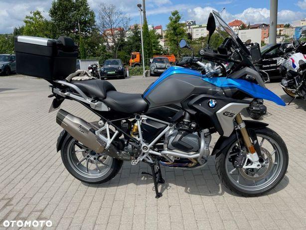 BMW GS 1250 R Salon Zdunek Gdynia ! Bezwypadkowy!