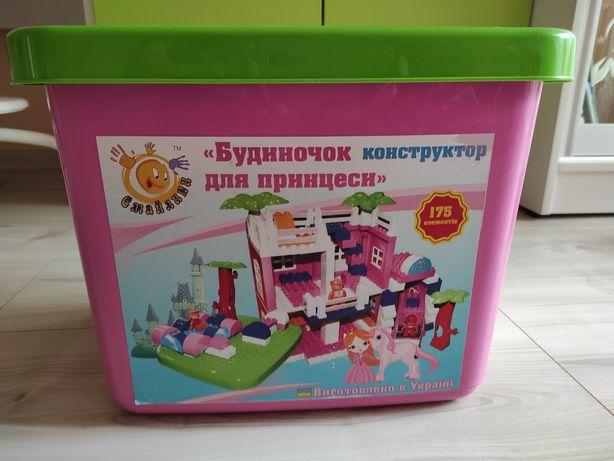 Конструктор дитячий Будиночок для принцеси