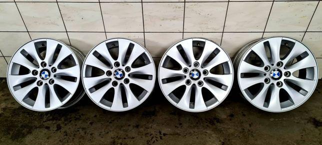 """Alufelgi 5x120^ 16"""" BMW^ felgi aluminiowe^ 6,5J^ e90 e91 e92 f20 f30"""