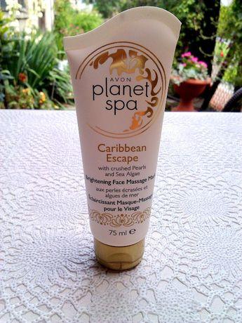 Avon Planet Spa Rozświetlająca maseczka do twarzy.