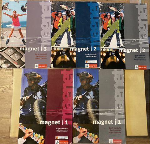 Magnet 1 2 3 niemiecki