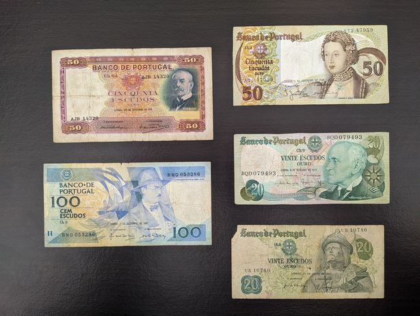 Nota de 50 escudos de 1941 (notas de Portugal, Angola e outros)