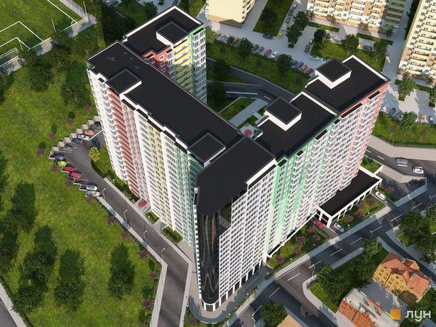 ЖК Акварель 3 (Пишоновская) Однокомнатная квартира в новострое.