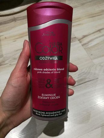 Odżywka  do włosów  różowe  odcienie  blond  joanna  ultra color