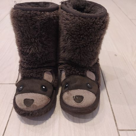 Zimowe kozaczki Emu