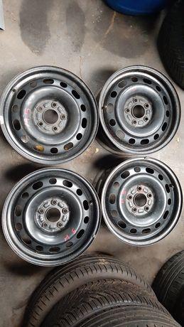 """Felgi stalowe 16"""" Mazda 5, 6. Rozstaw śrub 5x114,3"""