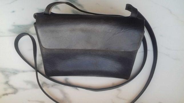 Кожаная сумка COS