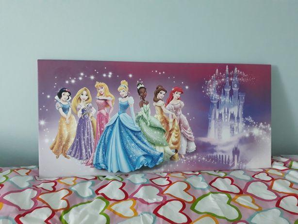 Obraz księżniczki