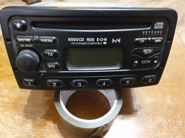 Radio do forda orginal 6000rds