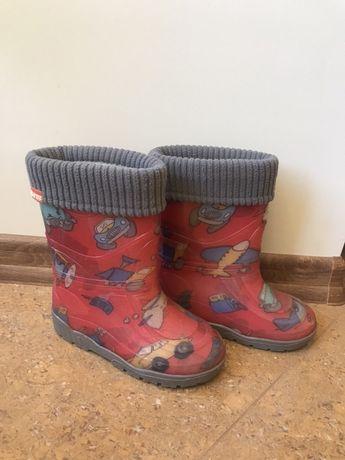 Резинові чобітки