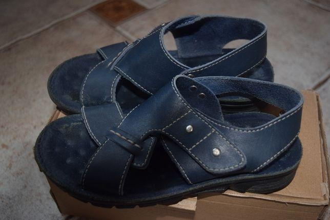 Шкіряні босоніжки Tibet (босоножки, сандали, взуття)