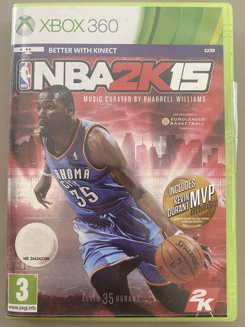 Gra NBA 2k15 XBOX 360