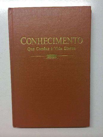 Livro - Conhecimento Que Conduz à Vida Eterna