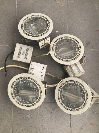 Focos para teto - iluminação