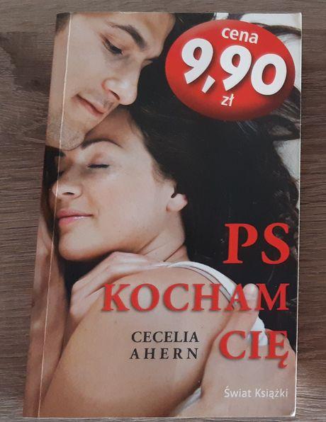 P.s. Kocham Cię Cecelia Ahern wersja kieszonkowa