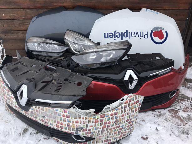 Clio IV Розборка