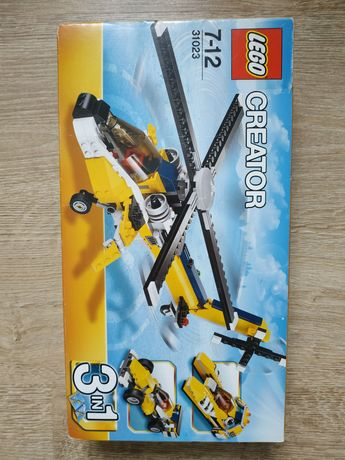 LEGO CREATOR 31023 вертолет3в1