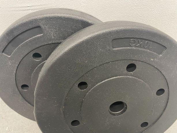 Obciążenie bitumiczne 2x 10kg